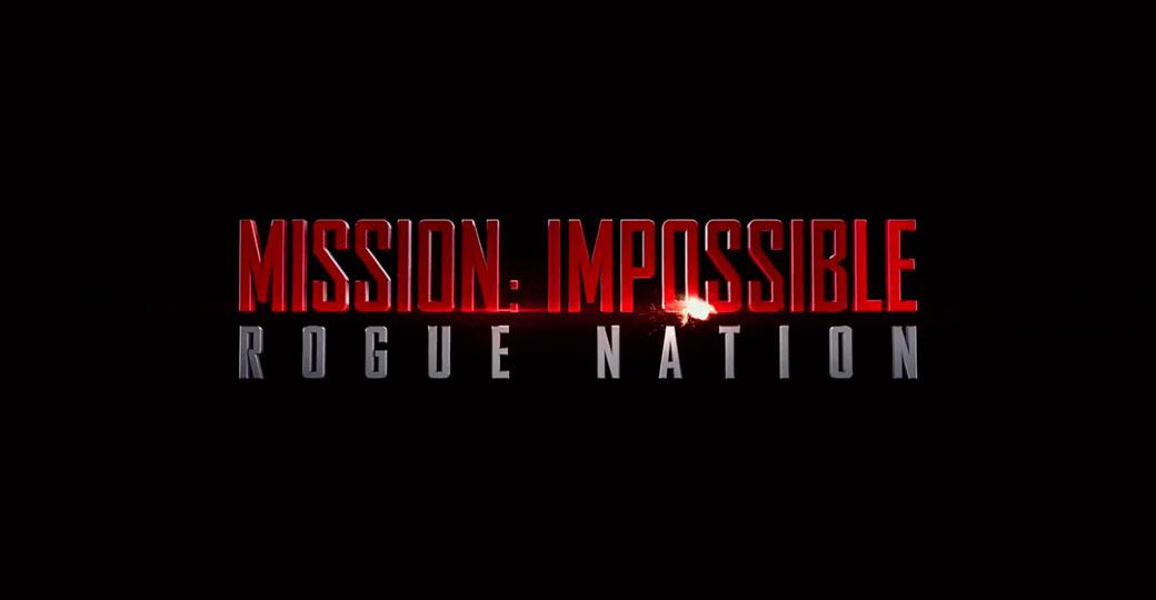 Misión Imposible 5 trailer