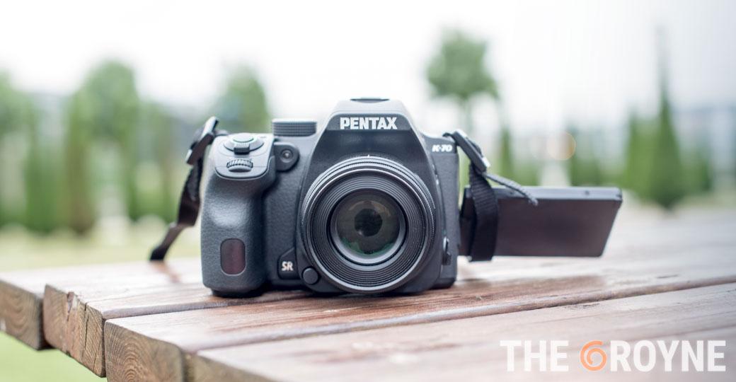 Pentax K-70 review con vídeo y ejemplos en español