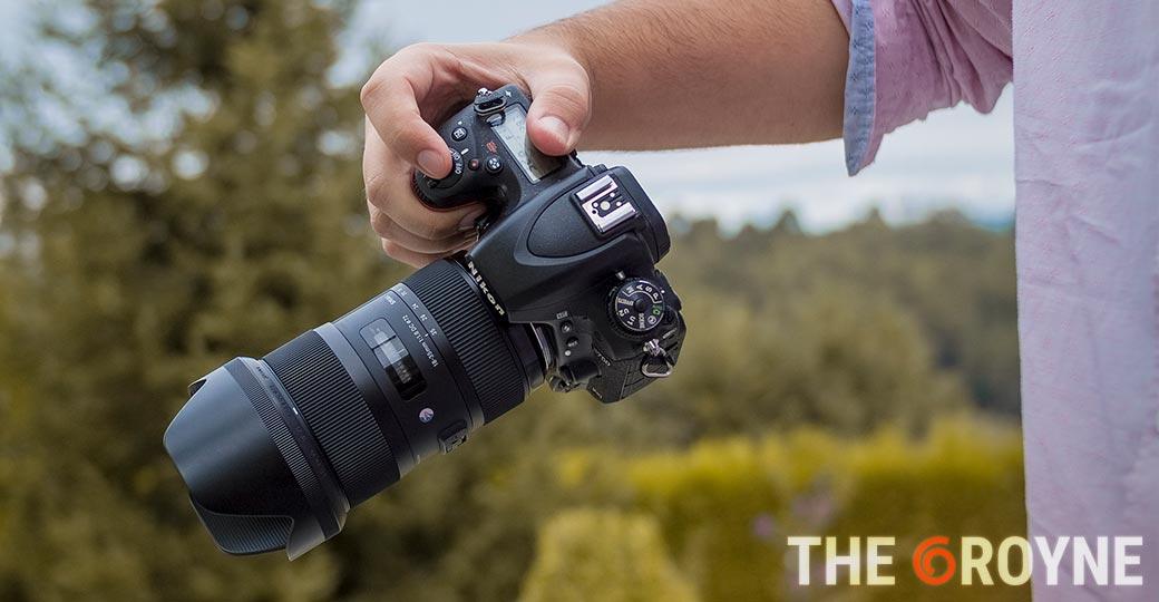 Sigma Art 18-35 mm f/1.8