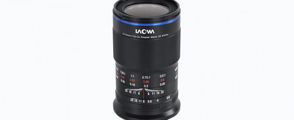 Laowa 65mm F2.8 2x Ultra Macro APO